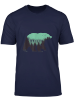 Preserve And Protect Shirt Vintage National Park Bear Forest T Shirt