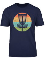 Retro Vintage Disc Golf Shirt Manner Frauen Flying Geschenk T Shirt