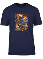 Disney Aladdin Abu Monkey Mischief T Shirt
