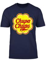 Chupa Chups Logo T Shirt