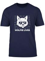 Official Multiplayer Wolfie Lives T Shirt