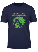 King Gizzard And The Lizard Wizard Shirt T Shirt