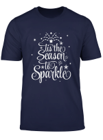 Tis The Season To Sparkle Christmas Tee