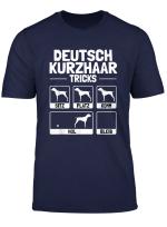 Lustiges Deutsch Kurzhaar T Shirt Hund Geschenk Hundehalter