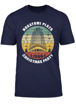 Funny Nakatomi Plaza Christmas Party Gift Vintage Outfit T Shirt