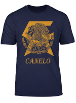 Team Canelo Boxing Fighting Mexicano Champion Shirt