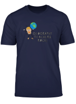 Geography Teachers Rock T Shirt