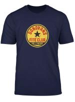 Ray Donovan Fite Club Distressed T Shirt