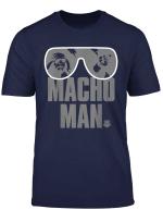 Wwe Macho Man Shades Grey