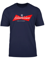 Electrician King Of Trades Electrical Engineer Funny Gift T Shirt