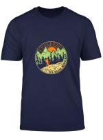 Ich Hasse Menschen Wandern Hiking Berge T Shirt Kostum