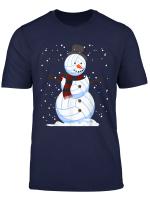 Dabbing Volleyball Snowman Christmas Funny Dab Ball T Shirt