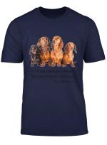Men S Daschund T Shirt