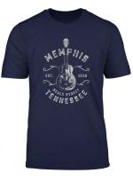 Memphis Beale Street Usa Vintage T Shirt T Shirt