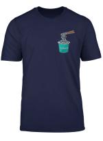 Transgender Lgbtq Pasta Noodle Cup Pocket Gay Pride T Shirt