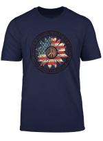 She S A Good Girl Loves Her Mama Loves America T Shirt