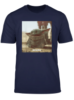 Star Wars The Mandalorian The Child T Shirt