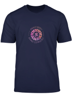 Damen Yoga Meditation Mandala Inhale Exhale Outfit T Shirt