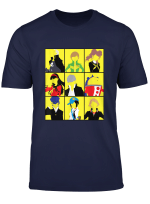 P5 Persona 5 T Shirt All Characters T Shirt Men Women