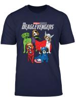 Beaglevengers T Shirt Beagle Dog Muttertag Gift Shirt T Shirt