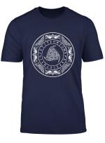 Aegishjalmur Shirt Nordic Viking Symbol Helm Of Awe T Shirt