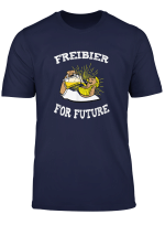 Herren Freibier For Future T Shirt