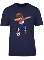 Sanftes Soccer Boy Kroatien Jersey Shirt Kroatischer Fussball