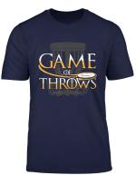 Disc Golf T Shirt For Men Women Funny Frisbee Golf Tee
