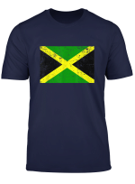 Vintage Jamaican Flag T Shirt