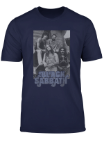 Black Sabbath Retro Photo T Shirt
