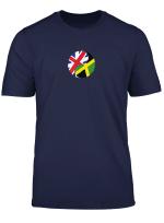 Jamaica T Shirt Jamaica Tshirt Jamaica British Jamaican