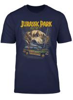 Jurassic Park Vintage T Rex Escape T Shirt