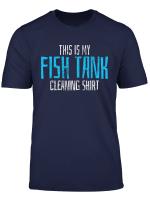 Fish Tank Tshirt Aquarium Staff Gift Aquarist Vintage Shirt