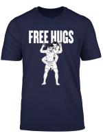 Free Hugs Jiu Jitsu Shirt