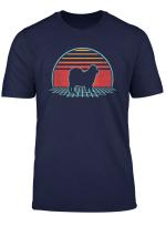 Samojede Hund Retro Vintage 80Er Jahre Geschenk T Shirt