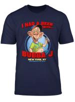 Bubba J New York Ny Shirt