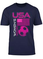 Soccer Usa Womens Team Tshirt 2019 World Championship Shirt