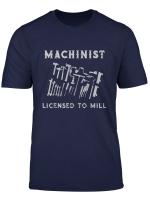 Machinist Graphic T Shirt