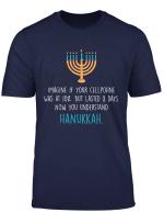 Funny Hanukkah Tee Jewish Holiday Gift Idea Fun Hanukkah T Shirt