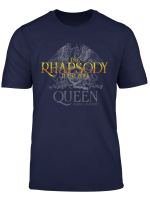 The Rhapsody Tour 2019 Queen Adam Lambert T Shirt