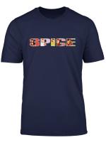 Spice Girls Photo Logo Tee T Shirt