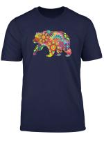 Herren Farbenfroher Psychedelischer Bar Lgbt Gay Pride Shirt