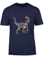 Velociraptor T Shirt Raptor Dino Dinosaurier Museum