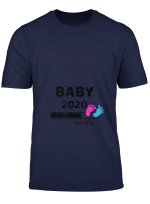 Baby Loading 2020 Pregnant Parents Mum Mother Present T Shirt
