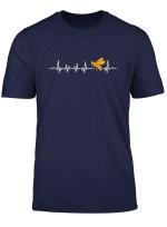 Bienen Herzschlag T Shirt Imker Bienenzucht Insekt Geschenk