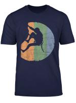 Rock Climbing Vintage Climber Shirt Outdoor Gear Tees
