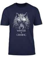 Wolf Winter Is Coming T Shirt