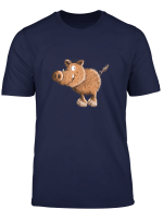 Lustiges Wildschwein T Shirt I Keiler T Shirt I Funshirt