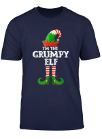 The Grumpy Elf Funny Matching Family Group Christmas Gifts T Shirt