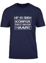 Herren Herren Glatzen T Shirt Witzige Glatzkopf Spruche Geschenk